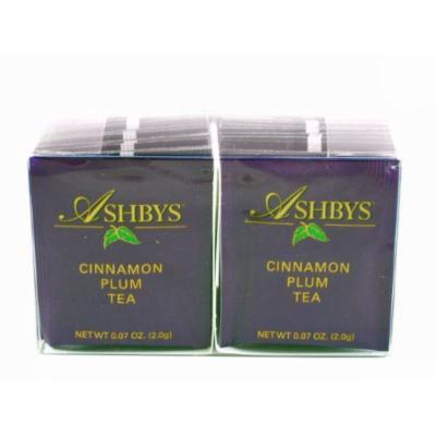 Ashbys Cinnamon Plum Tea Bags, 20 Count Box