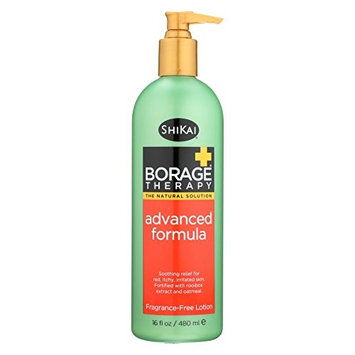Shikai Products Borage Therapy Advanced Formula Lotion - 16 Fl oz.