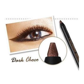 Clio Gelpresso Waterproof Pencil Gel Eyeliner #4 Dark Choco