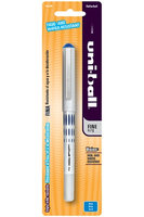 Sanford Ink Corporation Roller Ball, Fine Point, Fade/Water Resistant, 1/CD, Blue