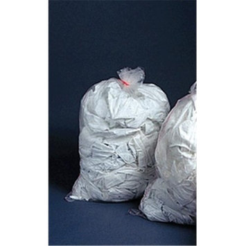Medegen Medical MAI 1-346 36 x 39 in. Biodegradable Water Soluble Linen Collection Bags Clear - 25 per Roll & 4 Roll per Case