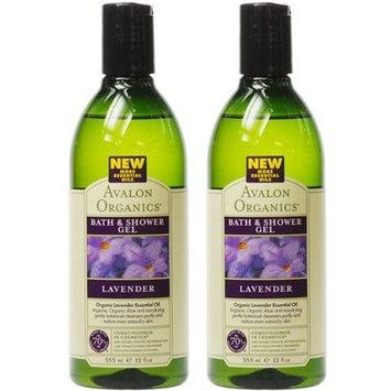 - Avalon - Lavender Bath & Shower Gel | 350ml | BUNDLE by Avalon : Beauty