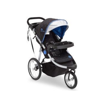 Delt Children J is for Jeep Brand All-Terrain Jogging Stroller, Trek Blue Tonal