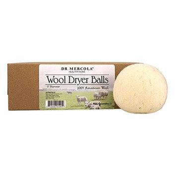 Dr. Mercola Wool Dryer Balls - 3 Balls