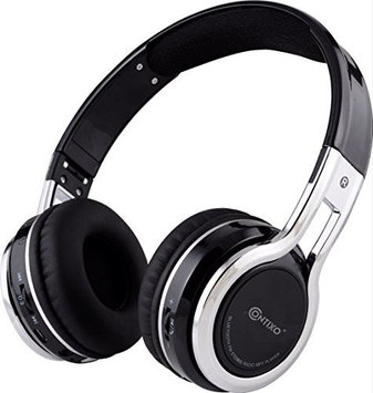 *EASTER SALE* Contixo Kid Safe 85db Foldable Wireless Bluetooth Headphone, Built-in Micro Phone, Mic