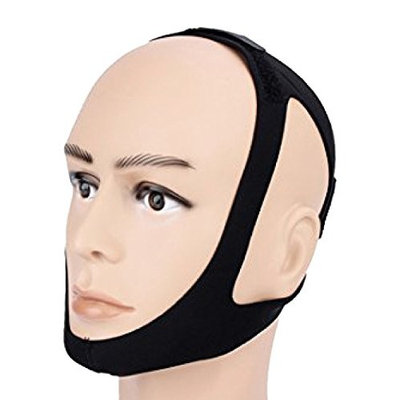 Sleep Heaven #1 Rated Design, Anti snore Chin Strap, Instant Snore Relief, Premium Quality, Comfortable & Fully Adjustable Chin Strap to Stop Snoring