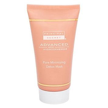 Principal Secret – Advanced – Pore Minimizing Detox Mask – Eliminate Toxins & Impurities – 90 Day Supply/2.5 Ounces