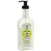 J.R. Watkins Liquid Hand Soap, Aloe & Green Tea, 11 ounce (Pack of 6)