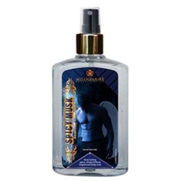 Millionaire Beverly Hills 10006 250 ml Spicy Musk Designer Fragrance for Men