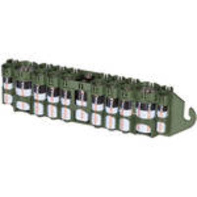 Original Battery Caddy (Military Green)