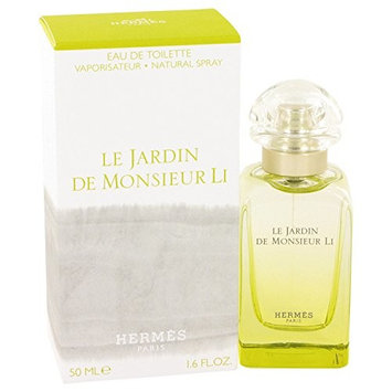 Le Jardin De Monsieur Li by Hermes Eau De Toilette Spray unisex 1.6 oz Women