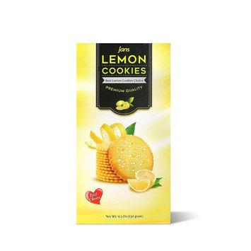 Jans Premium Lemon Cookies 4.5 oz (Pack of 5)