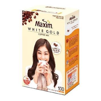 Maxim White Gold Instant Coffee - 100pks
