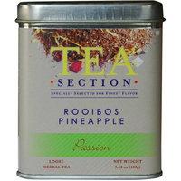 Tea Section Passion Rooibos Pineapple Loose Herbal Tea, 3.52 oz