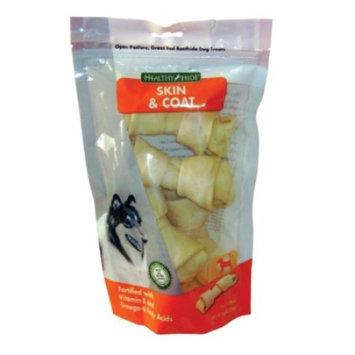 Merchandise 50644901 Salix Healthy Hide Bone, Natural - 4 in. - Pack of 5