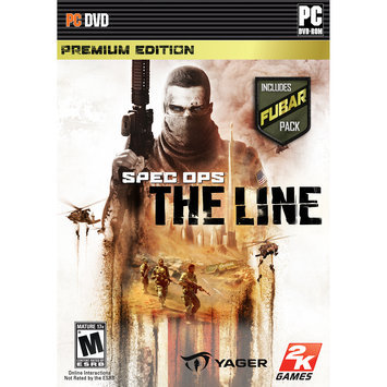 Take 2 Spec Ops: The Line