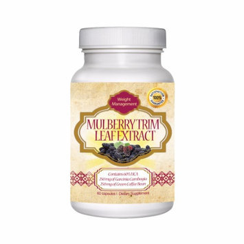 Totally Products, Llc. Totally Products White Mulberry Leaf Extract Weight Loss Support Supplement 60 Capsules