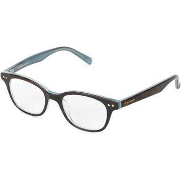 Kate Spade Women's Rebec Cat Eye Reading Glasses, 49mm [2.5 x]