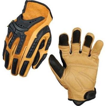 CG Full Genuine Leather Multipurpose Gloves - Multiple Sizes
