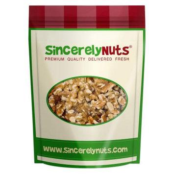 Sincerely Nuts Walnuts, Halves & Pieces, 3 Lb