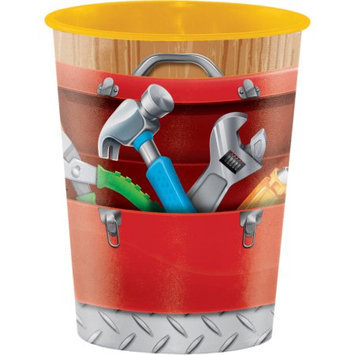 Hoffmaster Group 322307 12 by 1 Count Tool Handyman Party Keepsake 16 oz Paper Cup - Case of 12