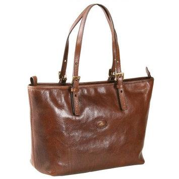 The Bridge Messenger Bag 04902501-14 Brown