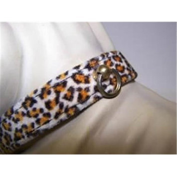 Psi Jungle Queen Dog Collar 18in Jaguar 141