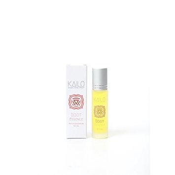 Kailo Organic Chakra Therapy - Root Chakra Essence (aromatherapy + energy work roller)
