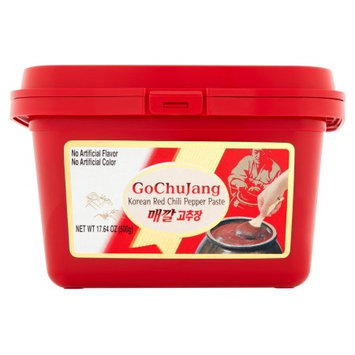 Nongshim America Inc Gochujang Korean Red Chili Pepper Paste, 17.64 oz