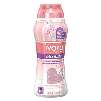 Ivory Snow Blissful In-Wash Scent Booster 19.5oz