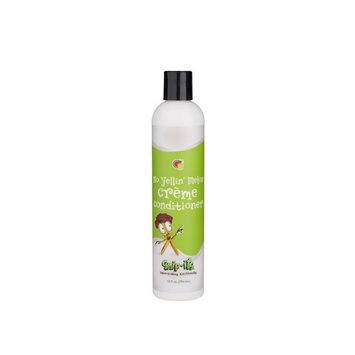 Snip-its No Yellin' Melon Kids Créme Conditioner (Pineapple and Melon, 10 oz Bottle) – Natural Botanical Extracts – Cruelty-Free – Renewable Sources, Made in the USA