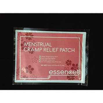 Moxibustion Menstrual Cramps Pain Relief Natural Heating Herb Pad Heat Therapy Patches-Pack of 5 [5]
