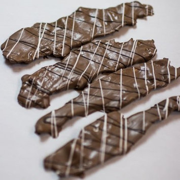 Genesee Chocolate Covered Bacon - 6 Full Strips (Individually Wrapped - 6.6 Ounces)