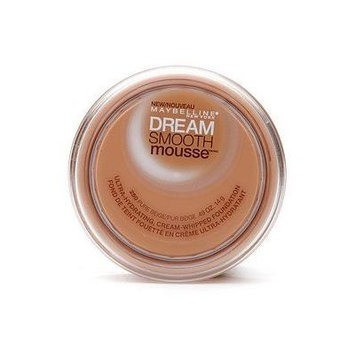 Maybelline New York Dream Smooth Mousse Foundation, Pure Beige, 0.49 Ounce, 2 Ea