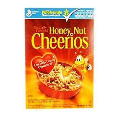 Product Of General Mills Cereal, Honey Nut Cheerios - Box, Count 1 - Cereals / Grab Varieties & Flavors