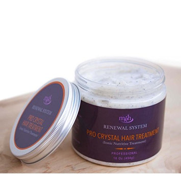 MKH Pro Crystal Hair Treatment Renewal System -16oz