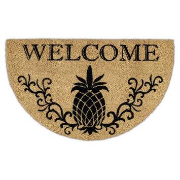 DII Welcome Pineapple Doormat