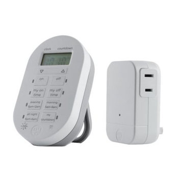 Mytouch Smart Jasco Products Company 3 Packs MyTouch 1Out Ind Timer