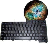 HQRP Replacement Keyboard for Dell Inspiron 630m, 640m, 6400, 9400, E1405, E1505, E1705