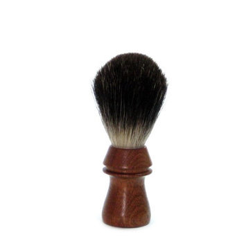 Pfeilring Of America Badger Shaving Brush with Wood Handle