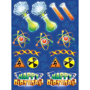 Limitless Supply Store Mad Scientist Value Stickers/Case of 48