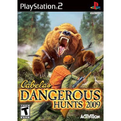 Activision Cabela's Dangerous Hunts 2009 (used)