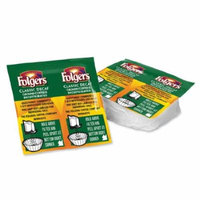 Quality Product By Folgers - Coffee Packet Decaf Yields 10-12 Cups 0.9 oz 4