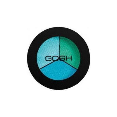 Gosh Trio Eye Shadow TR21 Crystal Waters