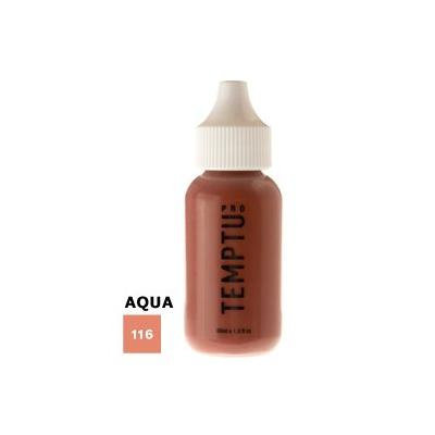 Temptu 1Z Aqua Ultra Matte Deep Rose Blush