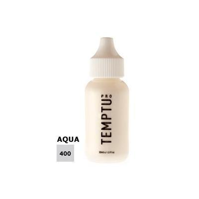 Temptu 1Oz Aqua Ultra Matte Highlight Silver