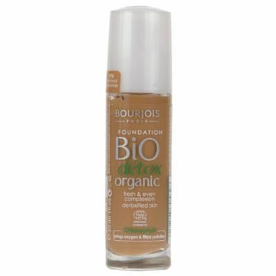 Bourjois Bio Detox Organic Foundation - 58 Dark Bronze