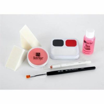 Character Makeup Kit, Auguste Clown
