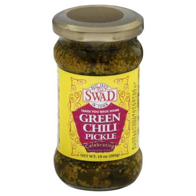 Swad Green Chili Pickle