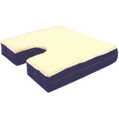 Rose Healthcare, Llc. Coccyx Gel Cushion Pressure Relief Density Foam